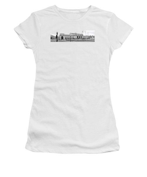 Union Station Washington Dc Women's T-Shirt (Athletic Fit)