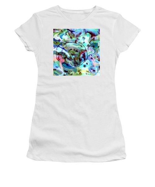 Crystal Blue Persuasion Women's T-Shirt