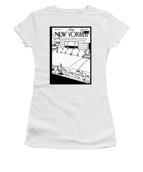 New Yorker May 3rd, 2010 Women's T-Shirt