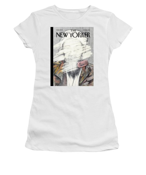 New Yorker May 16th, 2011 Women's T-Shirt