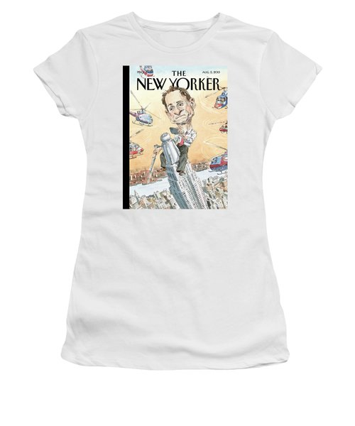 New Yorker August 5th, 2013 Women's T-Shirt