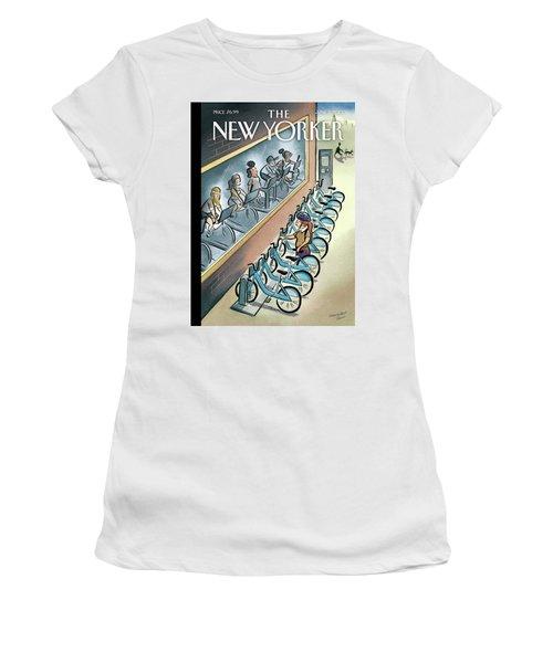 New Yorker June 3, 2013 Women's T-Shirt
