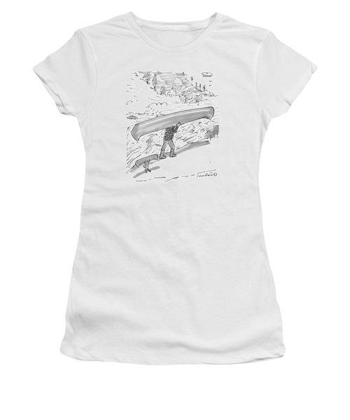 New Yorker October 17th, 2016 Women's T-Shirt