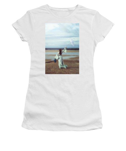 Upended Umbrella Women's T-Shirt