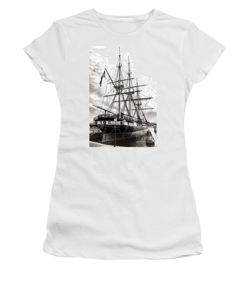 Uss Constellation Women's T-Shirt