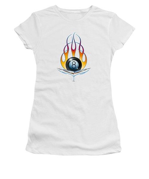 V 8 Women's T-Shirt