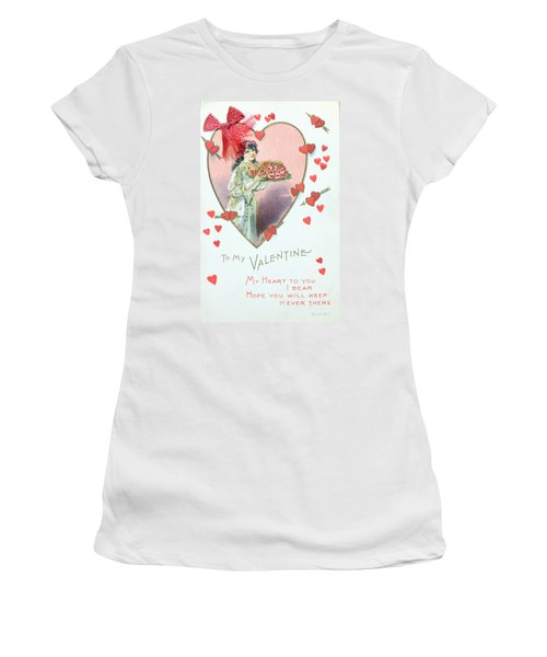 Valentine Card Women's T-Shirt
