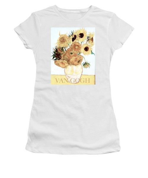 Van-gogh Sunflowers Women's T-Shirt