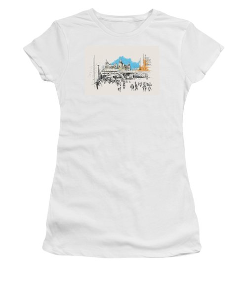 Vancouver Art 003 Women's T-Shirt