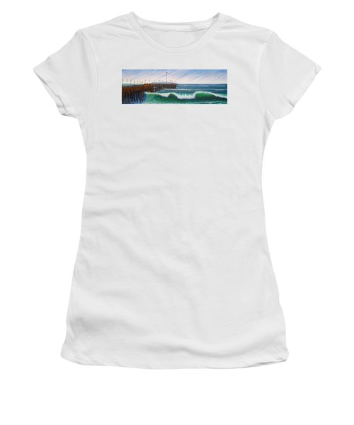 Ventura Pier Women's T-Shirt