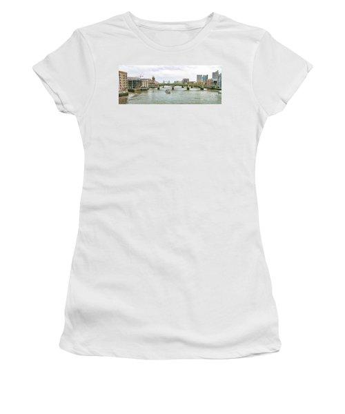 View From Millenium Bridge Women's T-Shirt
