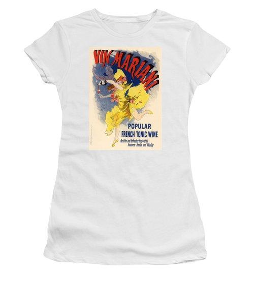 Vin Mariani Women's T-Shirt