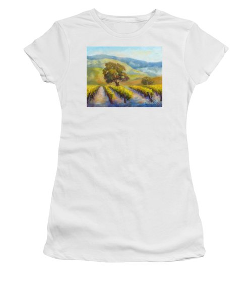 Vineyard Gold Women's T-Shirt