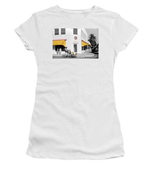 Vintage Cartier Store Women's T-Shirt