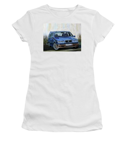 Volvo Women's T-Shirt (Athletic Fit)