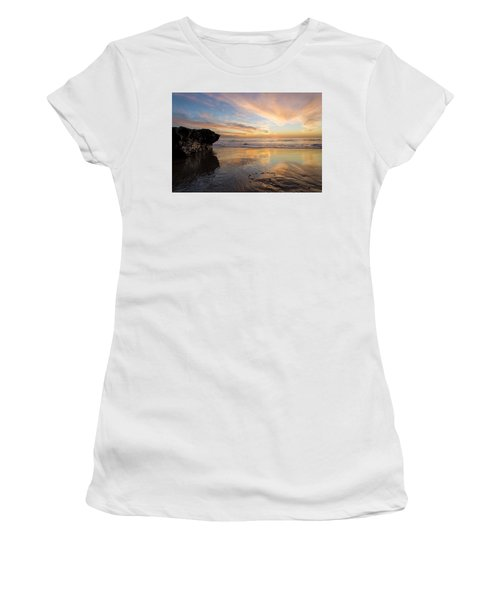Warm Glow Of Memory Women's T-Shirt (Athletic Fit)