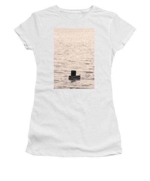 Warning Midwest Floods Women's T-Shirt