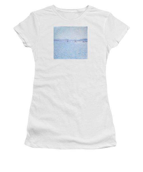 Water At Cannes France Women's T-Shirt (Athletic Fit)