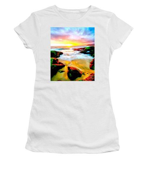 Water Runs To It Women's T-Shirt