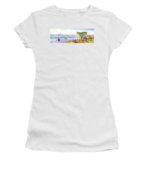 Water Village Women's T-Shirt