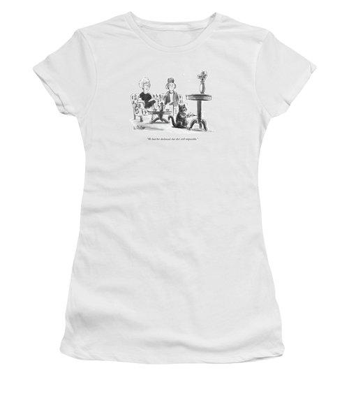 We Had Her Declawed Women's T-Shirt