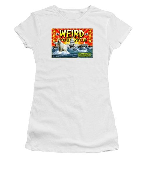 Weird Science Women's T-Shirt