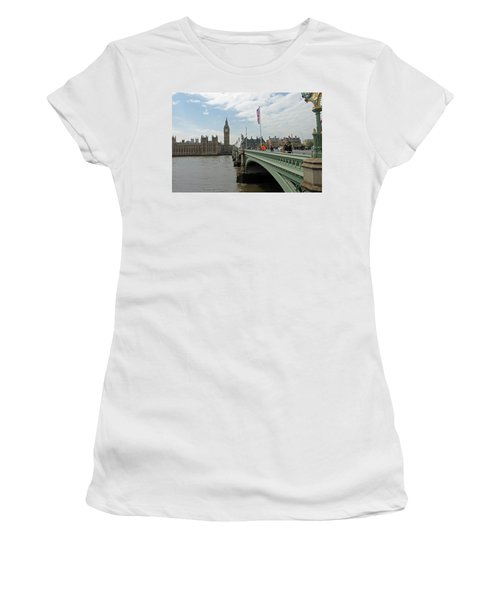 Westminster Bridge Women's T-Shirt