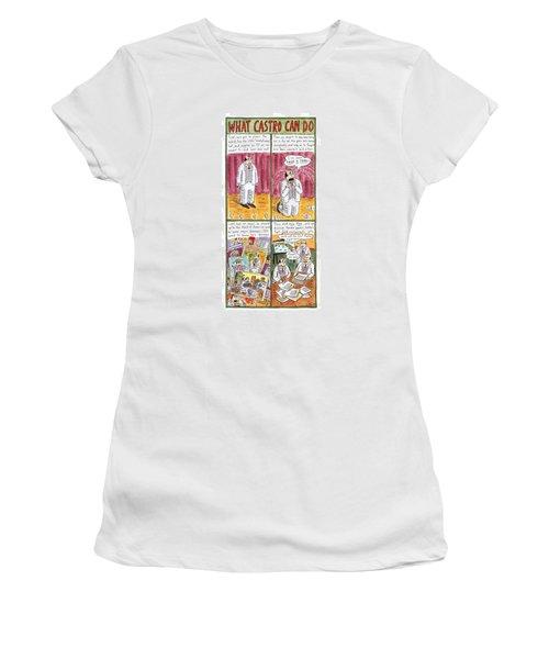 What Castro Women's T-Shirt