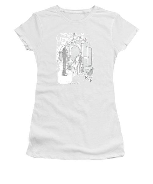 What Sort Of A Job? Women's T-Shirt