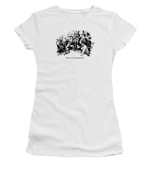 What Was It Like Women's T-Shirt