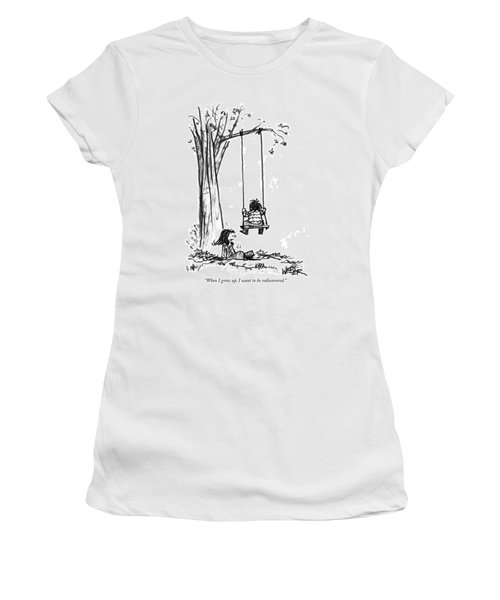 When I Grow Women's T-Shirt