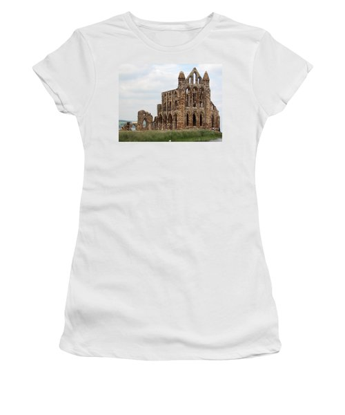 Whitby Abbey Women's T-Shirt
