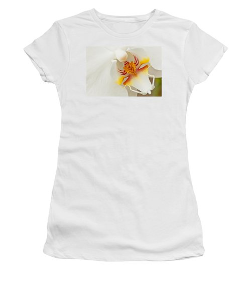 White Orchid 2 Women's T-Shirt