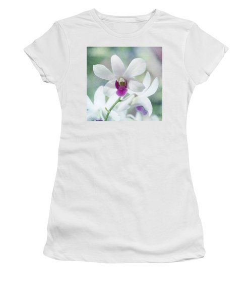 White Orchid Women's T-Shirt