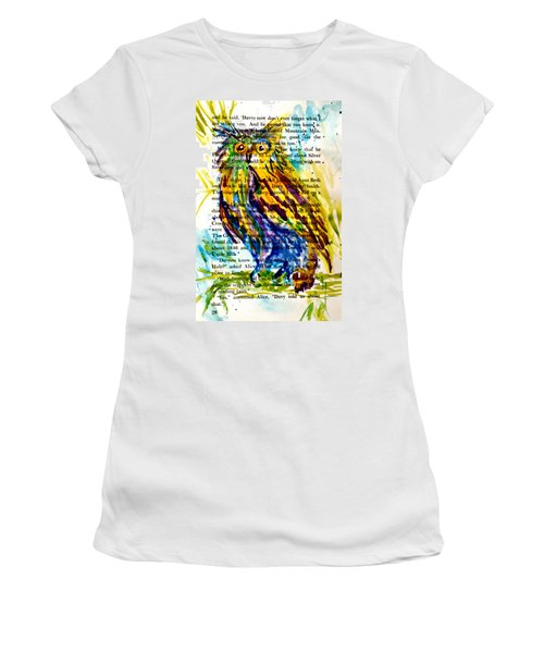 Who Is That Women's T-Shirt