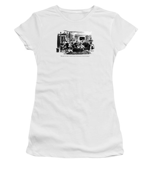 Why Don't We Make It Simple This Year Women's T-Shirt
