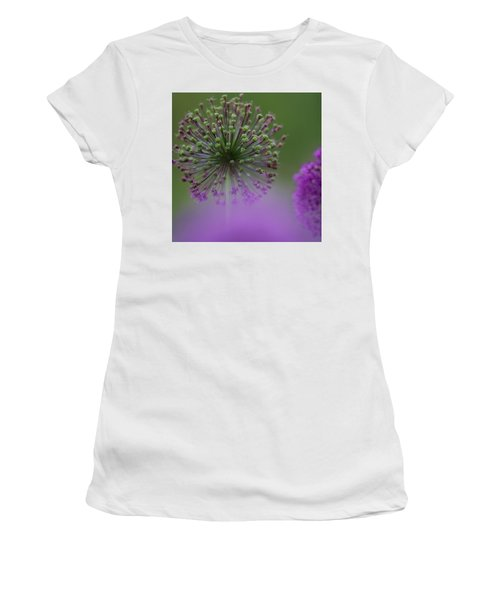 Wild Onion Women's T-Shirt (Athletic Fit)