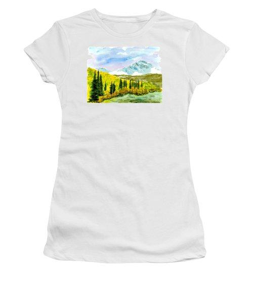 Willard Peak Women's T-Shirt
