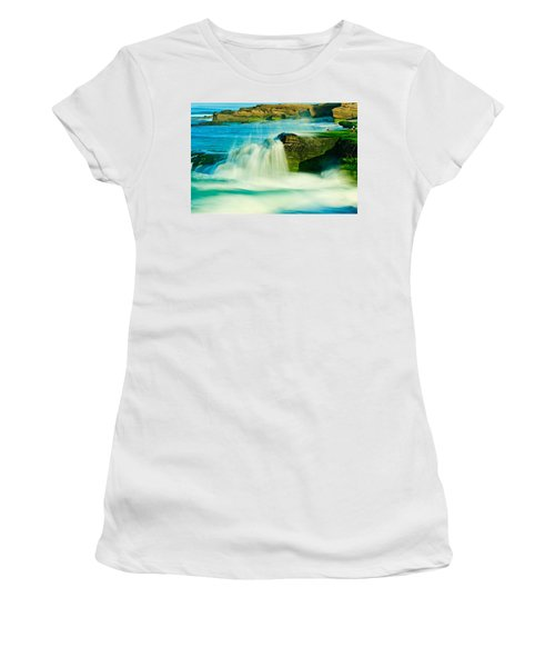 Windansea Beach 2 Women's T-Shirt