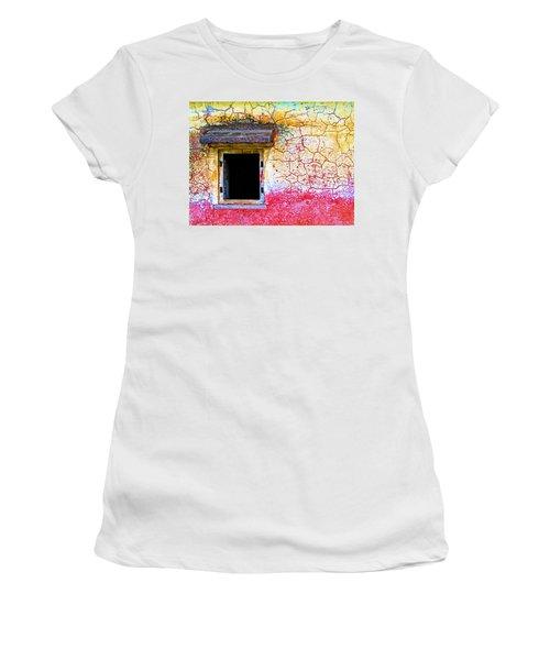 Window Of Opportunity Women's T-Shirt