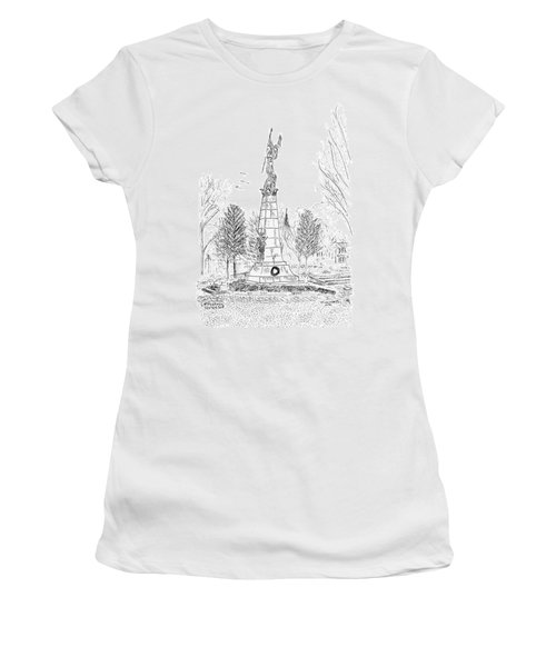 Winged Victory Women's T-Shirt