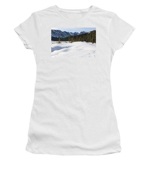 Winter At Brainard  Women's T-Shirt