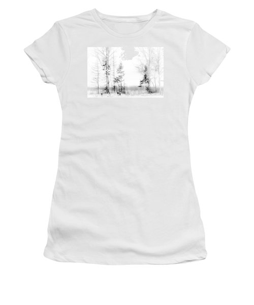 Winter Drawing Women's T-Shirt