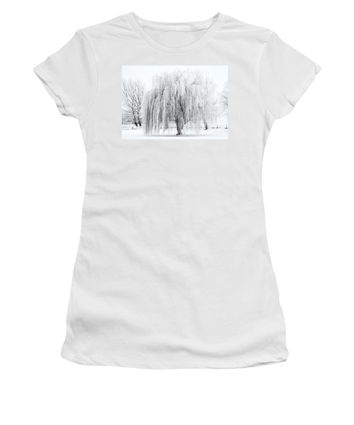 Winter Willow Women's T-Shirt