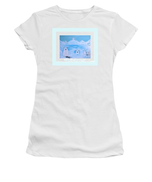 Wishing You Comfort And Joy Women's T-Shirt (Athletic Fit)