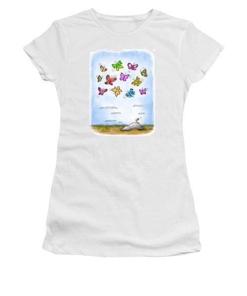 Wistful  Women's T-Shirt