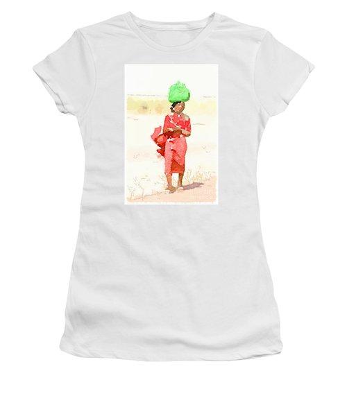 Woman Bag Women's T-Shirt