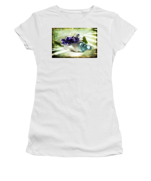 Wonders Happen In The Spring Women's T-Shirt