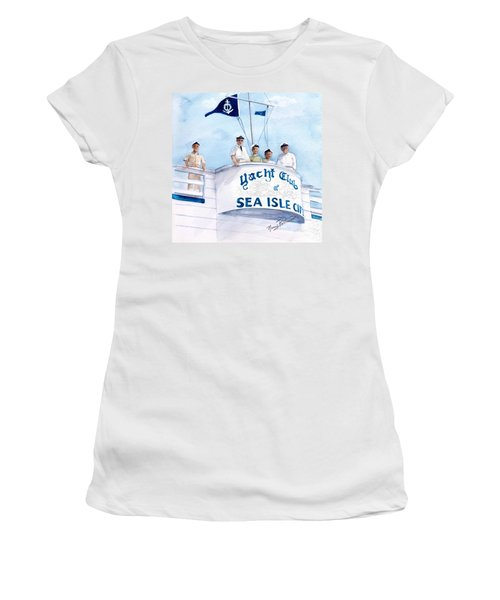 Ycsic Race Committee 2 Women's T-Shirt (Athletic Fit)