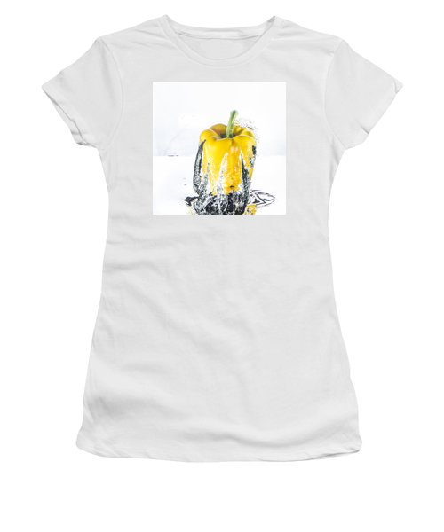 Yellow Pepper Rocket Women's T-Shirt